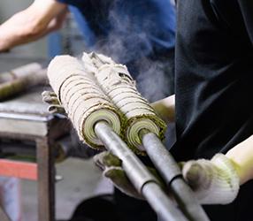 巻蒸加工イメージ